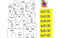 Математические-раскраски-на-таблица-умножение-на-6