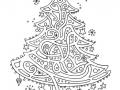 Լաբիրինթոսներ նվիրված Նոր տարվան