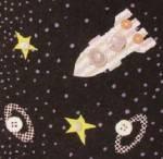 Տիեզերքի պատկեր անպետք կտորներից