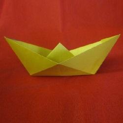 Օրիգամի «Նավակ»