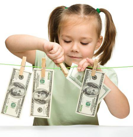 Երեխան և փողը. ինչպես ձևավորել ճիշտ վերաբերմունք փողի հանդեպ