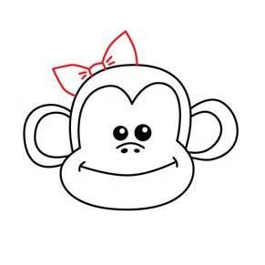 Ինչպես նկարել կապիկ