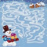 Ձմեռային լաբիրինթոսներ