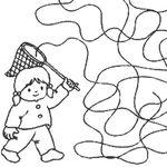 Լաբիրինթոսներ փոքրիկների համար