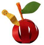 Խնձոր թղթից