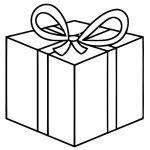 Ինչպես նկարել նվերի տուփ