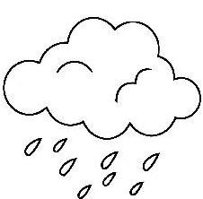 Նկարում ենք անձրև