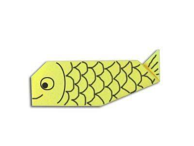 Օրիգամի ձուկ