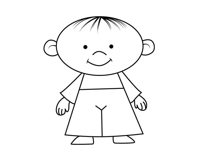 Ինչպե՞ս նկարել երեխա