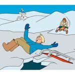 Անվտանգության կանոնները սառույցի վրա